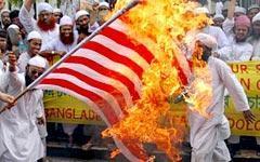 Реакция на фильм «Невинность мусульман». Фото с сайта kontinentusa.com