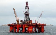 Нефтяная платформа. Фото GFDL с сайта wikipedia.org