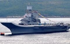 Авианосец «Викрамадитья». Фото Олега Филонока с сайта wikipedia.org