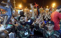 Демонстрация в Бенгази. Фото с сайта trend.az