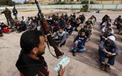 Ливийская армия. Фото с сайта friendskorner.com