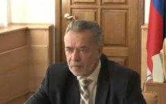 Виктор Сопин. Стоп-кадр видеозаписи на сайте dzr.nnov.ru