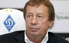 Юрий Семин. Фото с сайта fcdynamo.kiev.ua