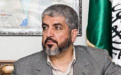 Халед Машаль. Фото с сайта wikimedia.org