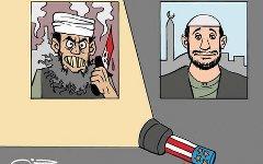 Карикатура «Аль-Ватан». Фото с сайта halalporkshop.blogspot.com