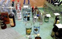 Суррогатный чешский алкоголь. Кадр из видео tvn24.pl