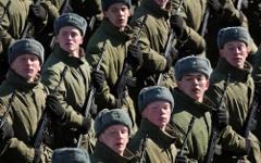 Военнослужащие РФ © KM.RU, Кирилл Зыков