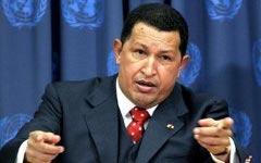 Уго Чавес. Фото с сайта davidicke.com