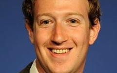 Марк Цукерберг. Фото с сайта wikipedia.org