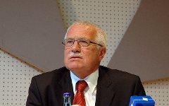 Вацлав Клаус. Фото с сайта wikipedia.org