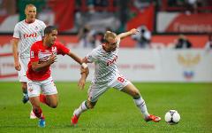 Матч «Локомотив»-«Спартак». Фото с сайта fclm.ru