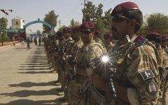 Военнослужащие армии Афганистана. Фото с сайта newsafg.blogfa.com