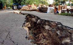 Последствия землетрясения. Фото с сайта ecoki.com