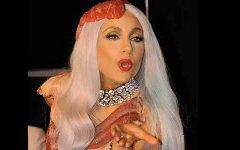 Lady Gaga. Кадр из видео на YouTube