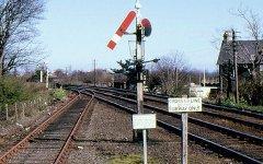 Железнодорожный семафор. Фото с сайта ookaboo.com