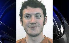 Джеймс Холмс. Фото с сайта denver.cbslocal.com