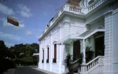 Дворец Мирафлорес в Каракасе. Фото с сайта conocelatinoamerica.com