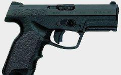 Травматический пистолет «Steyr» М-А1. Фото с сайта steyrarms.com