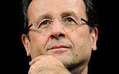 Франсуа Олланд. Фото Jean-Marc Ayrault с сайта wikipedia.org