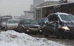 Пробка в Москве. Фото с сайта gibdd.ru