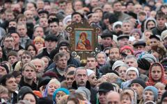 Крестный ход © РИА Новости, Игорь Руссак