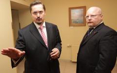 Владимир Тор и Константин Крылов ©РИА Новости, Руслан Кривобок