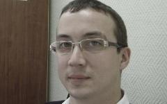 Александр Долматов. Фото с личной страницы на сайте moikrug.ru