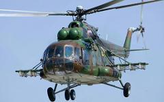 Вертолет Ми-8. Фото с сайта mil.ru