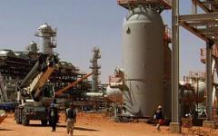 Газодобывающая станция в Алжире. Фото с сайта presstv.ir