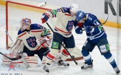 Матч СКА-«Динамо». Фото с сайта hc-ska.ru