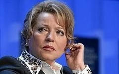 Валентина Матвиенко. Фото с сайта wikipedia.org