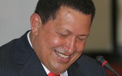 Уго Чавес ©KM.RU, Игорь Варнавский