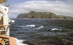 Остров Шикотан. Фото с сайта wikipedia.org