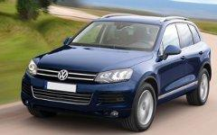Volkswagen Touareg. Фото с сайта tolko-auto.ru