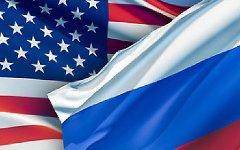 Флаги РФ и США. Фото с сайта agendatruth.com