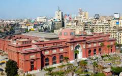 Каирский музей. Фото с сайта wikipedia.org