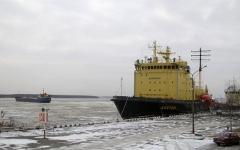 Архангельский порт © KM.RU, Дмитрий Хлевнюк