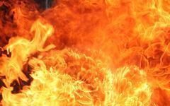 Огонь © KM.RU