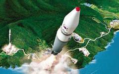 Ракета KSLV-I. Фото с сайта globalsecurity.org