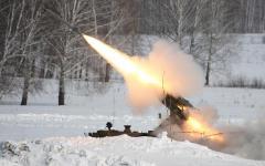 Установка ПВО © РИА Новости, Павел Лисицин