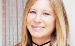 Барбара Стрейзанд. Фото с сайта barbrastreisand.com