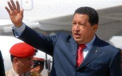 Уго Чавес. Фото с сайта wikipedia.org