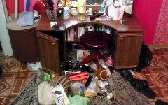 Квартира злоумышленника. Фото с сайта 24.mvd.ru