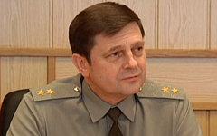 Олег Остапенко. Фото с сайта mil.ru