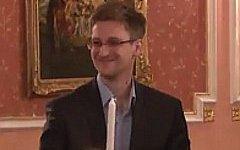 Эдвард Сноуден. Кадр канала Russia Today