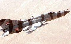 МиГ-21 ВВС Египта. Фото с сайта wikipedia.org