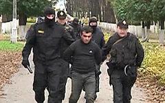 Задержание Орхана Зейналова. Кадр оперативной съемки ГУ МВД РФ