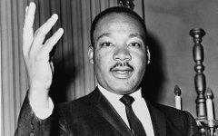 Мартин Лютер Кинг. Фото с сайта wikipedia.org