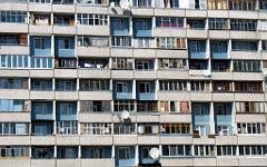 Дом по адресу Востряковский проезд, 17, корпус 4. Фото burr с сайта panoramio.co