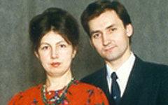 Жанна и Андрей Цареградские. Фото с сайта rojana.ru